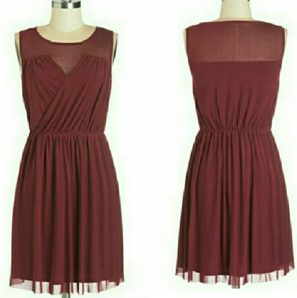 Modcloth Dresses Iso Help Any Swish Way Dress By Jack Poshmark